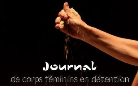 couverture livre journal de corps feminins