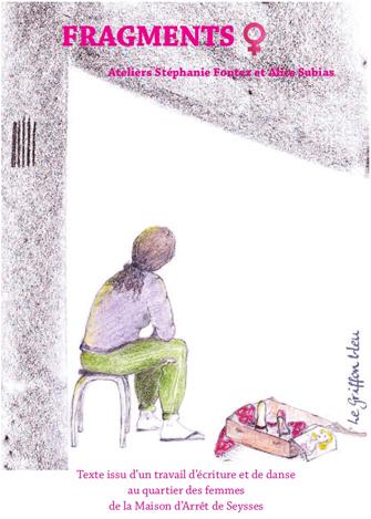 Fragments - Couverture - N. Bourgès