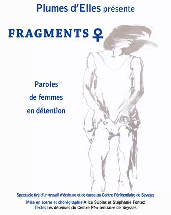 Plaquette Fragments - Dessin Olivier Badie