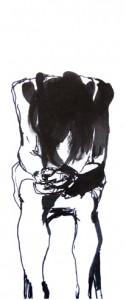 Fragments Femmes - Dessin d'Olivier Badie
