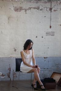 Fragments femmes - Répétition - Femme à la chaise